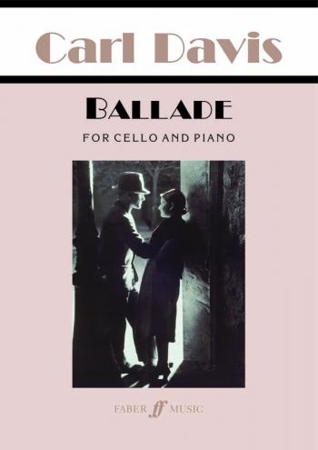 Ballade: Cello And Piano(Faber)