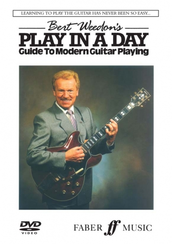 Bert Weedons Play In A Day: Guide To Modern Guitar Playing DVD