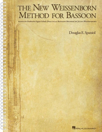 New Weissenborn Method For Bassoon