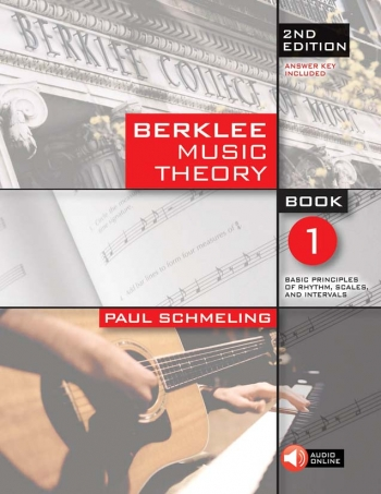 Berklee Music Theory: Book 1: Basic Principles Of Rhythm Scales And Intervals