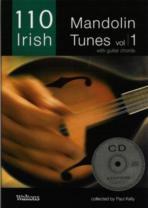 110 Irish Mandolin Tunes: Vol.1: Book & Cd: Mandolin & Guitar Chords (Canning)