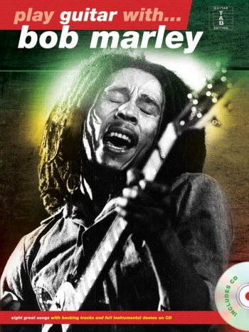 Play Guitar With Bob Marley: Book & Cd (Guitar Tab Edition)