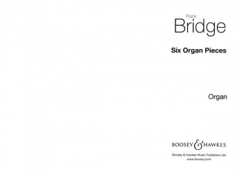 Six Organ Pieces (B&H )