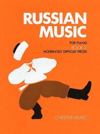 Russian Music For Piano: Book 3