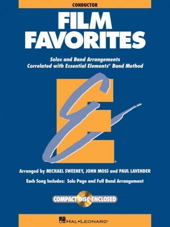 FIlm Favourites: Conductor Score & Cd