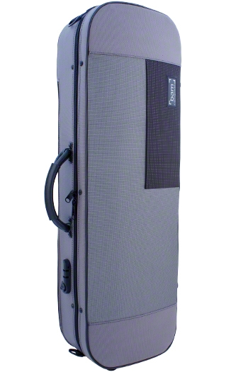 Bam Stylus 5001S Grey Violin Case