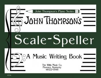 John Thompson's Scale Speller