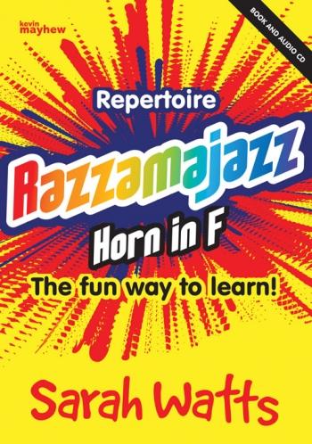 Razzamajazz: Repertoire: Horn In F Bk&cd