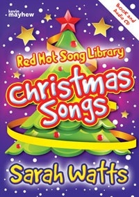 Red Hot Song Library: Christmas Songs: Book&cd