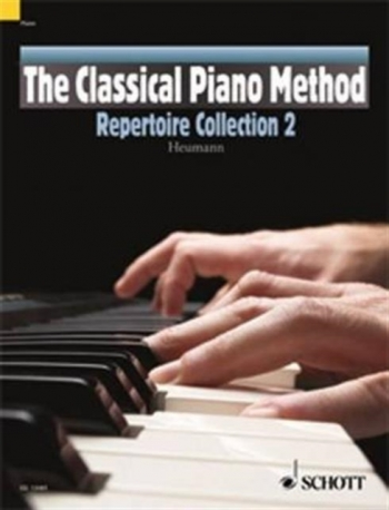 The Classical Piano Method: Reperotire Collection 2