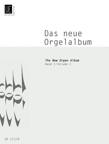 New Organ Album Vol1: Organ Solo