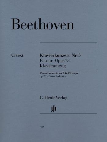 Piano Concerto No.5 Eb Major Op.73 Emperor Two Pianos (Henle)