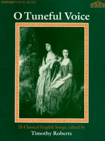 O Tuneful Voice: High Voice (soprano Or Tenor)