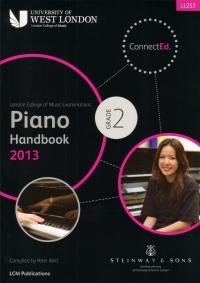 London College Of Music: Piano Handbook: Grade 2: 2013 Onwards LL253