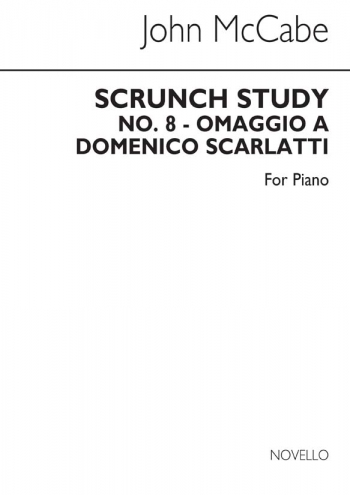 McCabe: Scrunch For Solo Piano