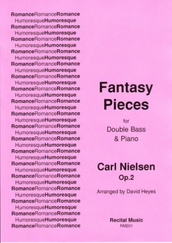 Fantasy Pieces: Op2: Double Bass