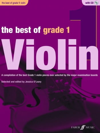 Best Of Violin Grade 1: Book And CD (Jessica O Leary)