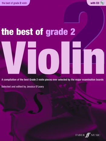 Best Of Violin Grade 2: Book And CD (Jessica O Leary)