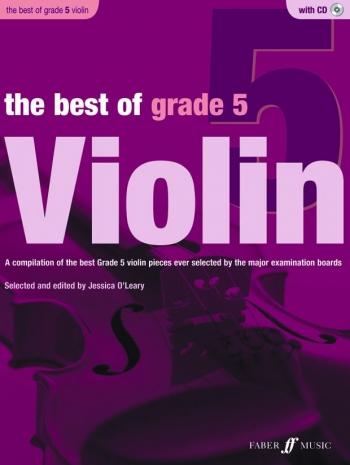 Best Of: Grade 5: Violin: Book And CD