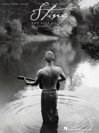 Sting: The Best Of 25 Years: Piano Vocal Guitar