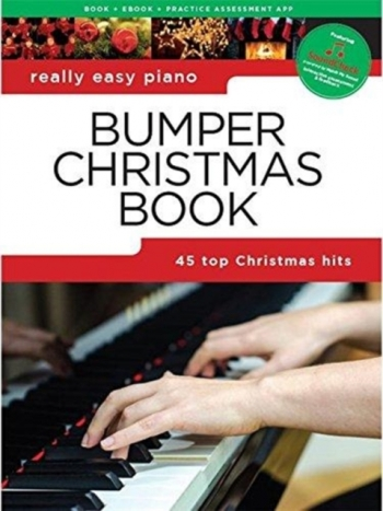 Really Easy Piano:Bumper Christmas Book: Piano Vocal Guitar