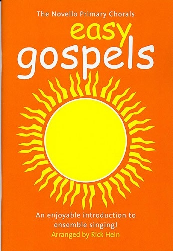 Novello Primary Chorals: Easy Gospel Vocal: 2part: Bk&Cd