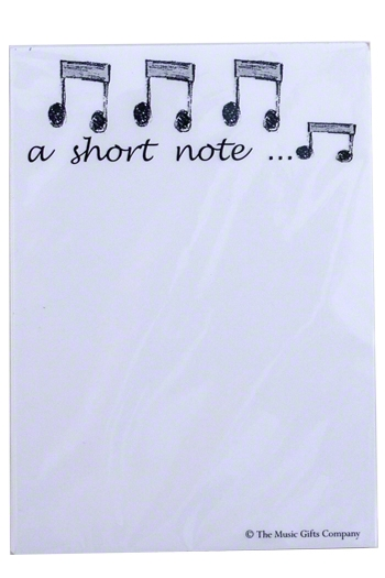 Notepad: A Short Note