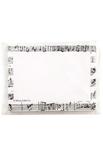 Sticky Notes: Manuscript Mozart