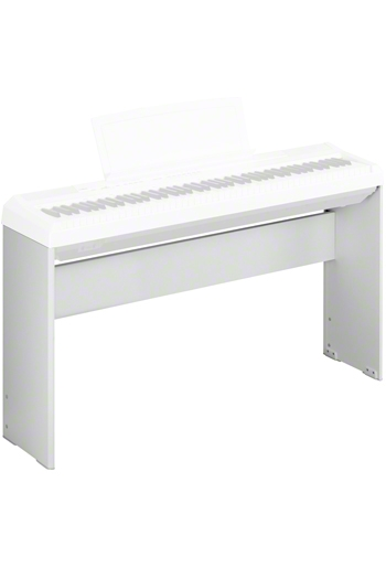 Yamaha L-85WH Digital Piano Stand - White