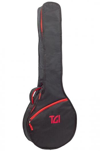Banjo Cover - Padded  Bag For 5 String Banjo By TGI