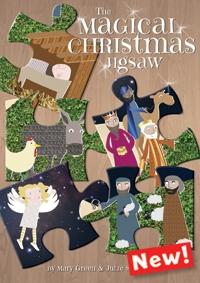 The Magical Christmas Jigsaw: Ages 5-11 Book & Cd