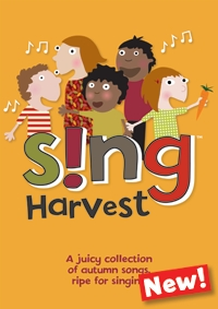 Sing Harvest: Songbook Ages 5-11 Book & Cd