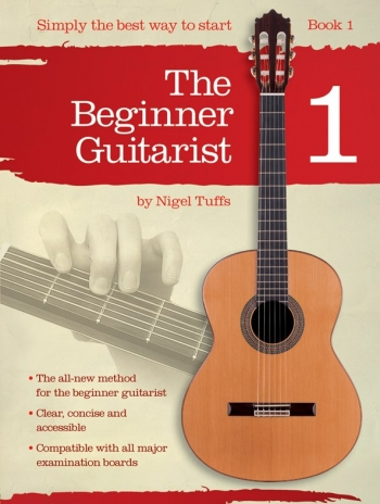 The Beginner Guitarist Book 1 Simply The Best Way To Start