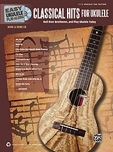 Easy Ukulele Playalong: Classical Hits For Ukulele: Tab & Chords