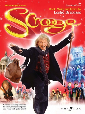 Scrooge Musical Selections: Tommy Steel:  Piano Vocal Guitar (Bill Kenwright Presents)