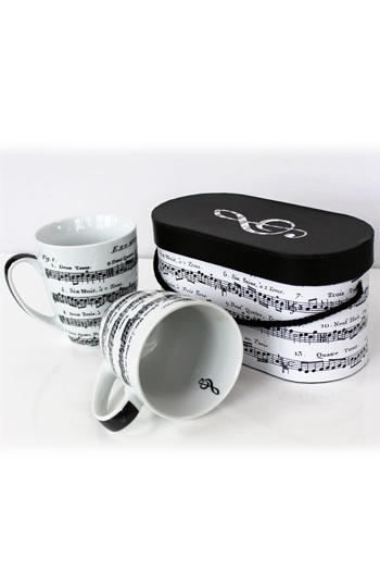 Adagio Gift Boxed White Mug Set