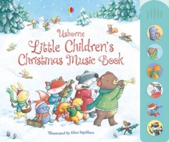Usborne Little Childrens Christmas Book