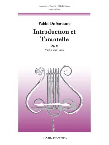 Introduction & Tarentella: Violin & Piano