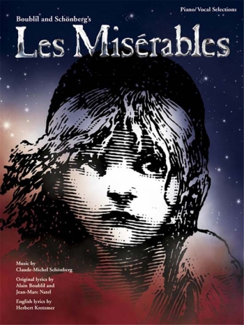 Les Miserables: Piano Vocal & Guitar Chords: Musical Vocal Selections Updated