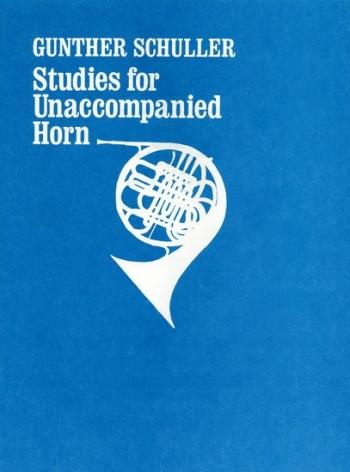 Studies For Unaccompanied Horn