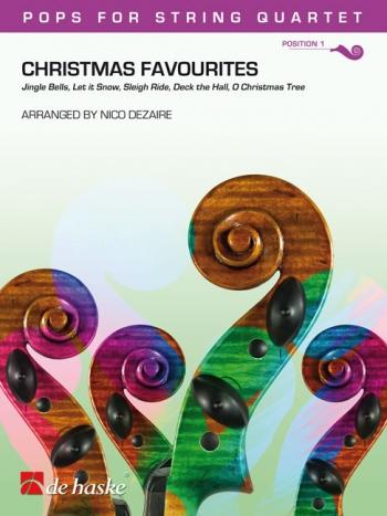 Christmas Favourites: String Quartet: Sc&Pts:Pops For String Quartet