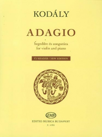 Adagio: Violin & Piano (EMB)