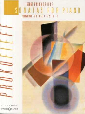 Sonatas Vol.2 Sonatas 6-9: Piano (Boosey & Hawkes)
