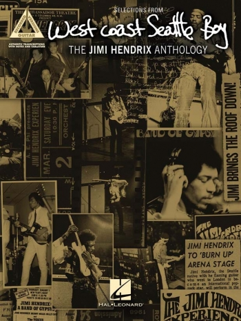 Jimi Hendrix :West Coast Seattle Boy:  Recorded Versions- Guitar Tab