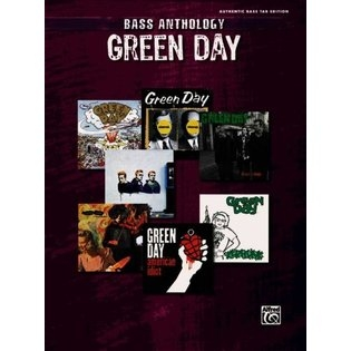 Green Day: Bass Anthology: Bass Guitar