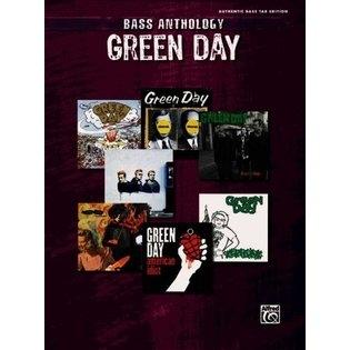 Green Day: Bass Anthology: Bass Guitar
