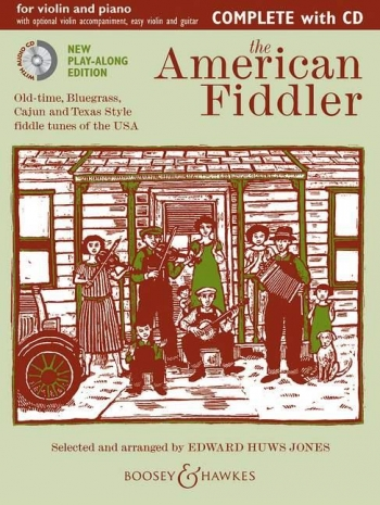 American Fiddler: Violin Complete  Violin Piano And Playalong CD