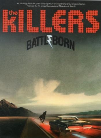 The Killers: Battle Born: Piano Vocal Guitar