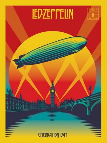 Led Zepplin: Celebration Day: Guitar & Guitar Tab