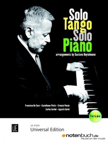 Solo Tango Solo Piano Vol 2